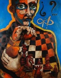 Artista: Leonel del Cid. Año: 2014