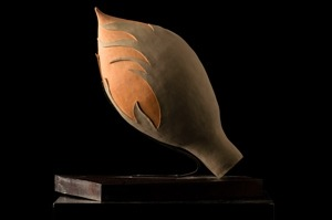 """Título: """"El Algodón"""". Año: 2011. Artista: Vidal García. Técnica: Cerámica. Contacto: vidalgarciaceramica@gmail.com; 55107234"""